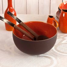 Keramik Serie Tourron, Farbe: Orange