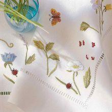 Tischwäsche Blumenwiese