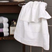 Handtücher Exclusiv - 12 weiß