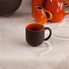 Keramik Serie Tourron, Farbe: Orange