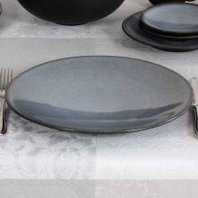 Keramik Serie Tourron, Farbe: Ecorce