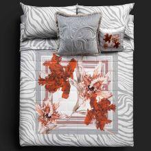 Bettwäsche Zebra Bloom