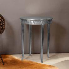 Tisch Meander in zwei Farben