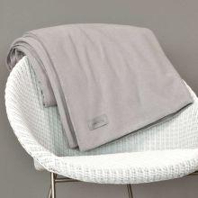 Soft-Fleece Decke - 920 silber