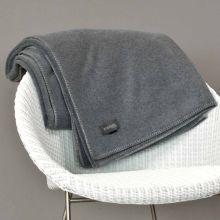 Soft-Fleece Decke - 940 graphit